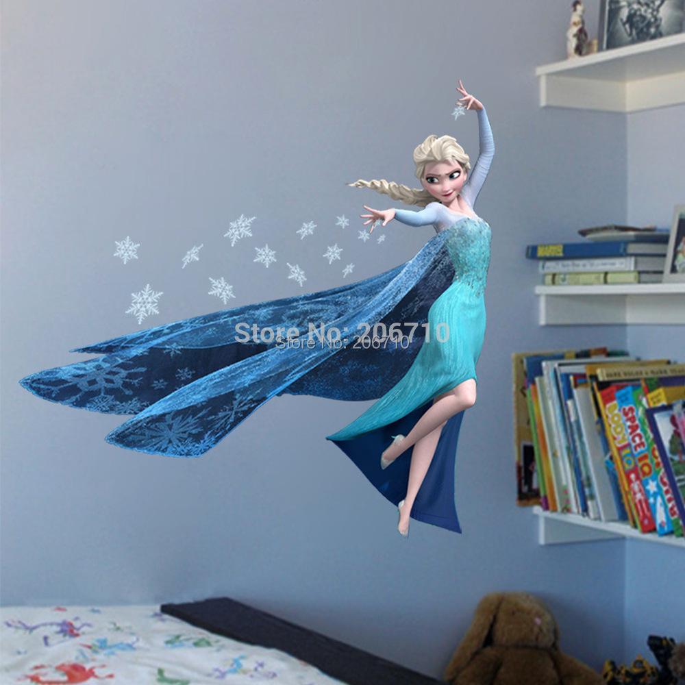 2015 new kids bedroom cartoon wallpaper mural for girls for Boys mural wallpaper
