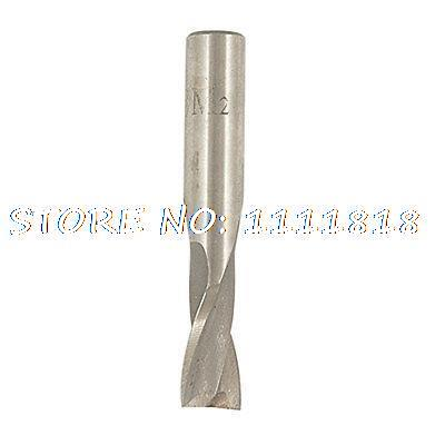 8mm Dia Double Flute Straight Shank Slotting End Mill(China (Mainland))