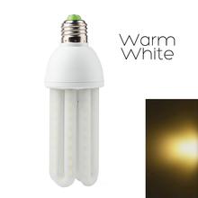 E27 18 Watt LED U-form Matt Abdeckung Scheinwerfer-glühlampe Warm Pure White Lampe #78640(China (Mainland))