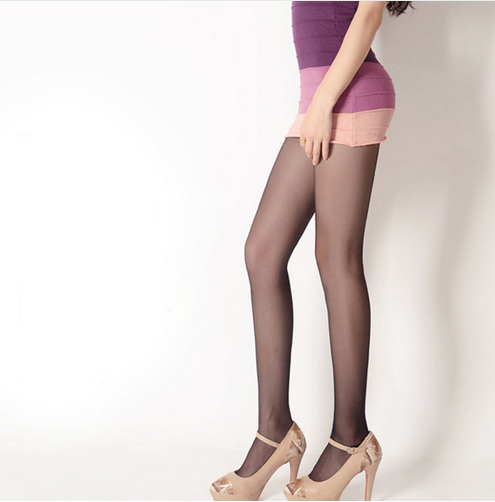 Spring Summer 2016 New Fashion Gentle Velvet Pantyhose 3 Color Women Tights Sexy Slim Thin Free Size Tight For Womens Girls(China (Mainland))