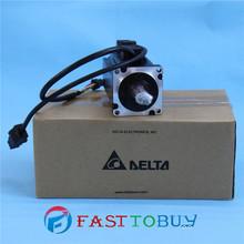 ECMA-C20401FS Delta AC Servo Motor 220V 100W 0.32NM 3000rpm with Keyway brake for B2 Drive New