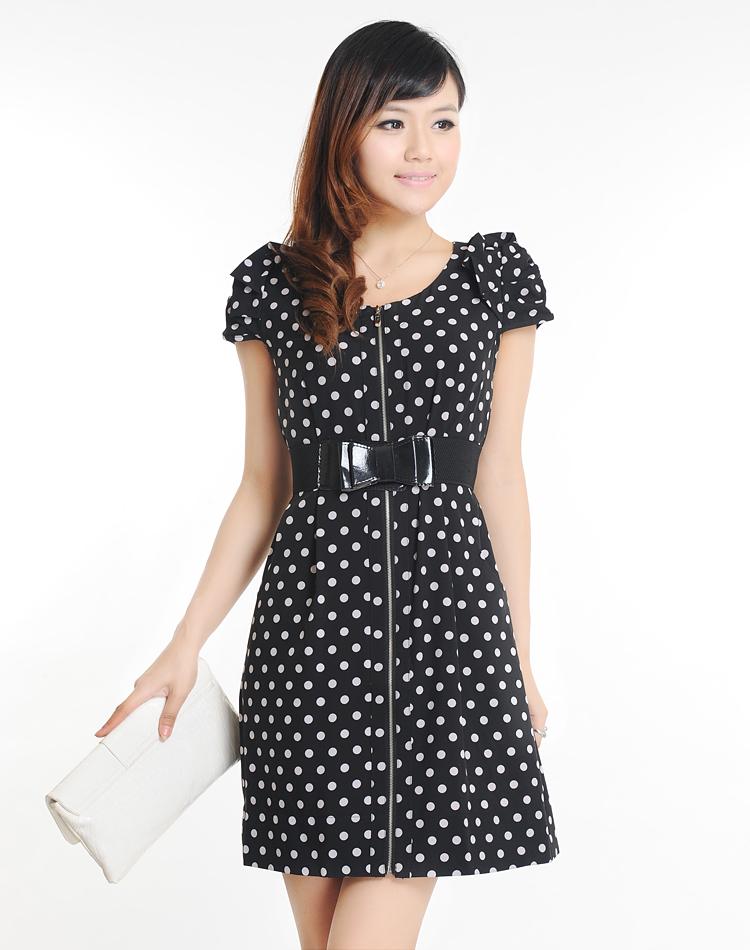 The new The origin dress fashion chain accept waist office attire women summer dresses Ladies fashion sexy Free shipping(China (Mainland))