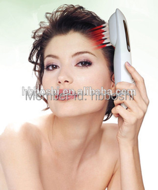 Best selling Hair therapy laser comb price(China (Mainland))