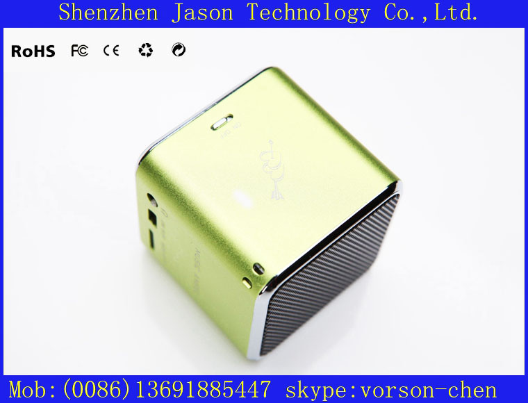 wholesale very small best loud computer speakers(China (Mainland))