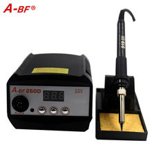Buy A-BF 260 Soldering Station Industrial electric welding station 90w high-frequency ceramic core (imported special core) for $61.38 in AliExpress store
