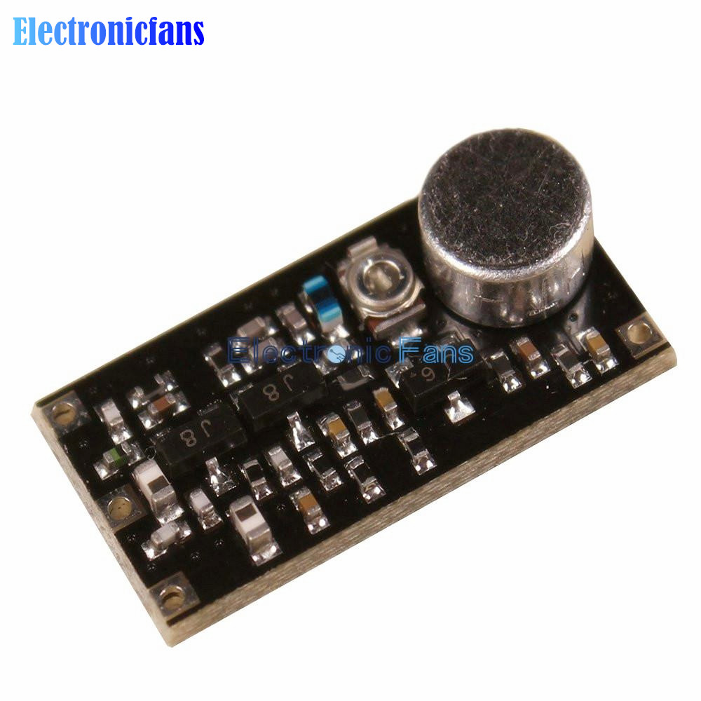 Snap Wireless Microphone Module Reviews Online Shopping Diy Kit 6806 Fm Mic Circuit Board L Ebay On