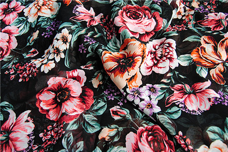 WB20160326-17 lycra spandex charmeuse fabric soft printing polyester satin cloth camouflage pattern spandex fabric material(China (Mainland))
