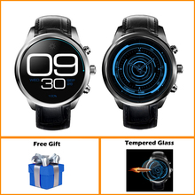 """Buy Finow X5 Plus Android 5.1 Smart Watch AMOLED 1.39""""Display 3G WIFI GPS Heart Rate Smartwatch Android Ios PK HUAWEI WATCH 2 for $167.99 in AliExpress store"""