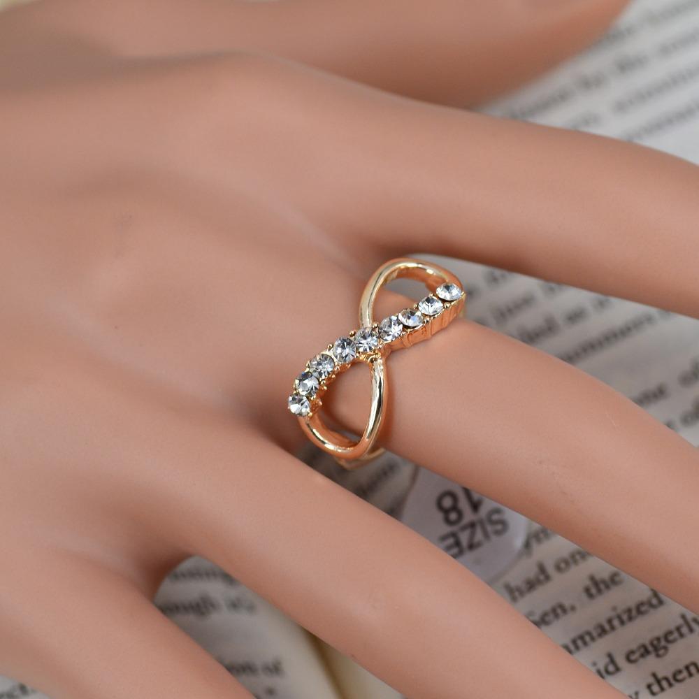 кольца 16 размера золотые