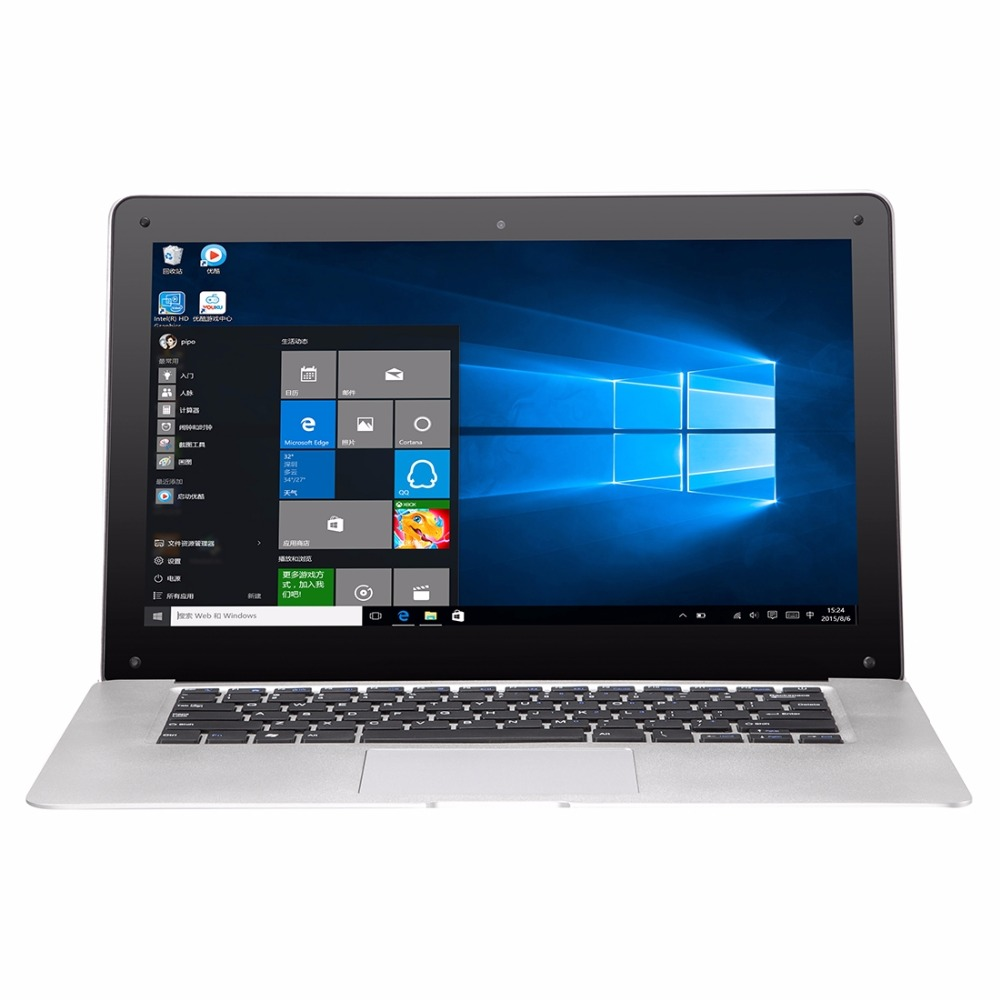 Original PiPO W9S 14.1 inch Intel Cherry Trail Atom X5-Z8300 Quad Core 4GB + 64GB Windows 10 NetBook Tablet PC, HDMI(China (Mainland))