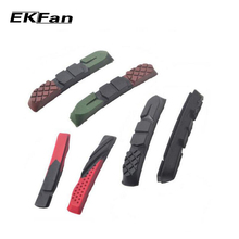 Buy 1Pair Mountain Road Bicycle Cycling Bike Braking V Brake Holder Shoes Replacement Rubber Pads Blocks Durable Parts for $2.74 in AliExpress store