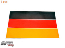 Buy 5PC High Germany Flag Car Body Side Stripe Wing Decoration Decal Sticker A3 A4 A5 A6 A7 A8 Q3 SQ5 Q5 Q7 TT TTS 745 for $15.36 in AliExpress store