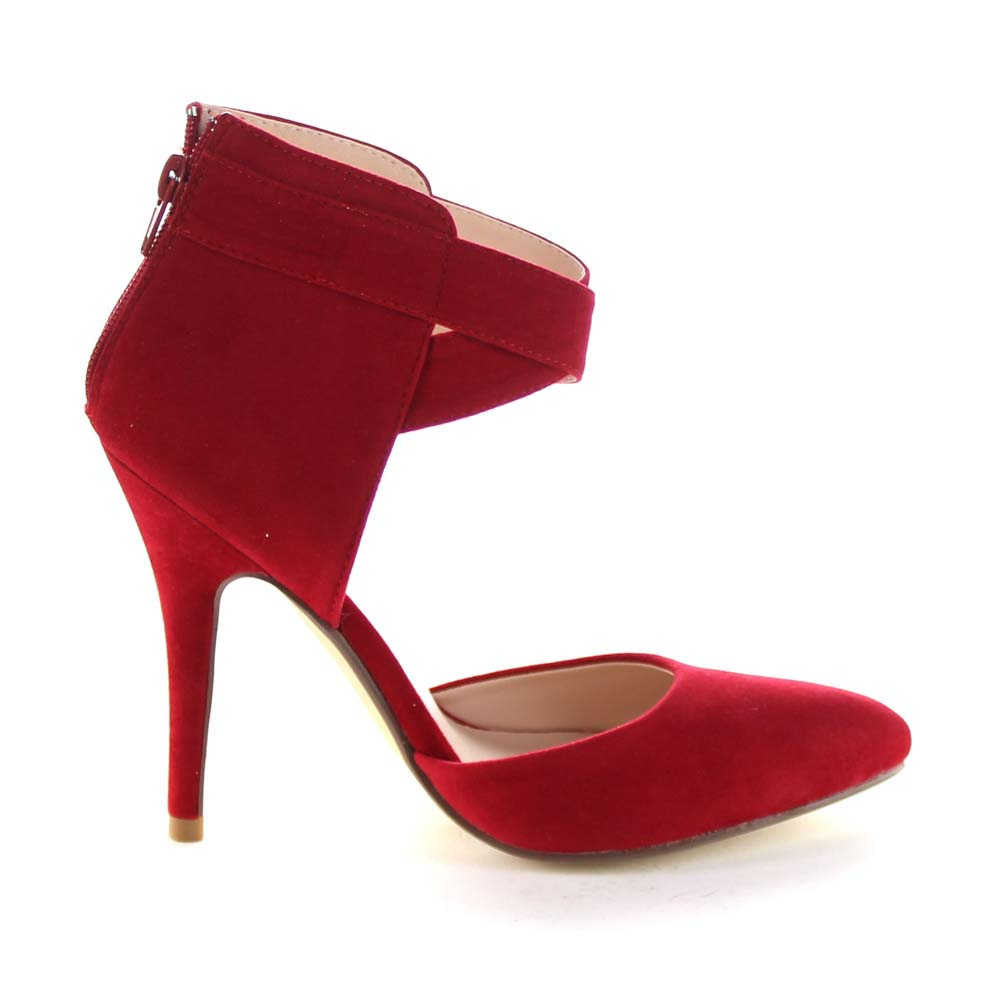 Cheap Red Stiletto Heels