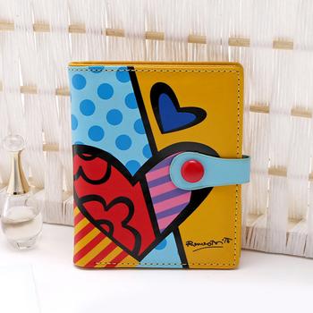 8 Цветs бумажник женщины кошельки, новинка твердые женщины клатч кошельки Carteira ...