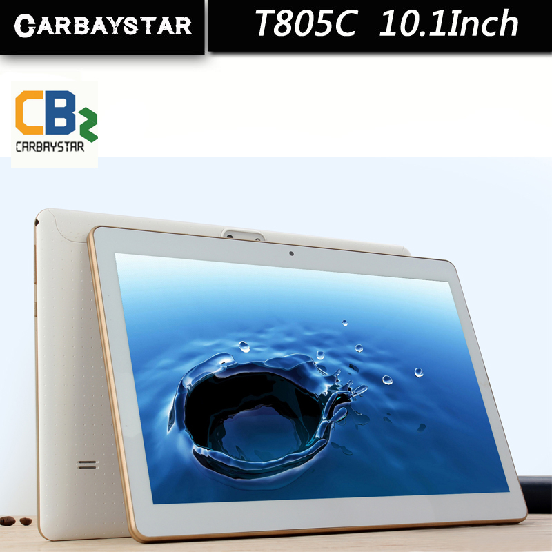 CARBAYSTAR T805C Smart tablet pcs android tablet pc 10.1 inch Android 5.1 tablet computer android Two speakers Big voice(China (Mainland))