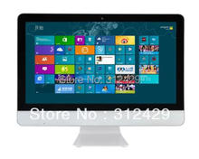 18.5inch All-In-One PC with i3CPU slim home all in one PC(China (Mainland))