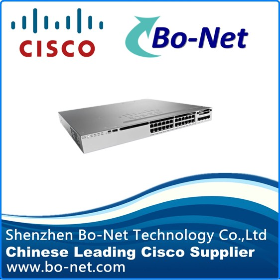 CISCO WS-C3850-24T-S 24 ports switch with IP base(China (Mainland))