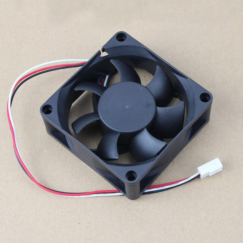 5 GDT DC 12V 3P Cooler 70mm 7CM 70mm*70mm*25mm 7025S fan