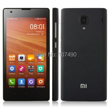 "Original XIAOMI Red Rice Hongmi GSM  WCDMA MTK6589T Quad Core Phone 1GB RAM 4GB ROM 4.7"" IPS HD Dual SIM WCDMA  GPS Phone"