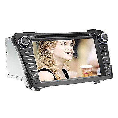 Android Car DVD PLAYER GPS FOR HYUNDAI I40 2011-2012 Navigation Radio Bluetooth PIP TV Free Maps - Shenzhen TomTop E-commerce Technology Co., Ltd. store