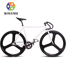 Direct Selling KOLUSSI Magnesium Alloy Mitoya Racing Bicycle Frame 46/52CM Personality Fixed Gear Bike 700CC bicicleta descenso(China (Mainland))