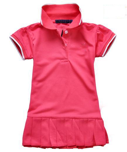 Wholesale Children Dress(0-5y) Summer 2013 Baby/Infant Girls Brand Polo Dress children/kids Princess tennis One-piece Dresses(China (Mainland))