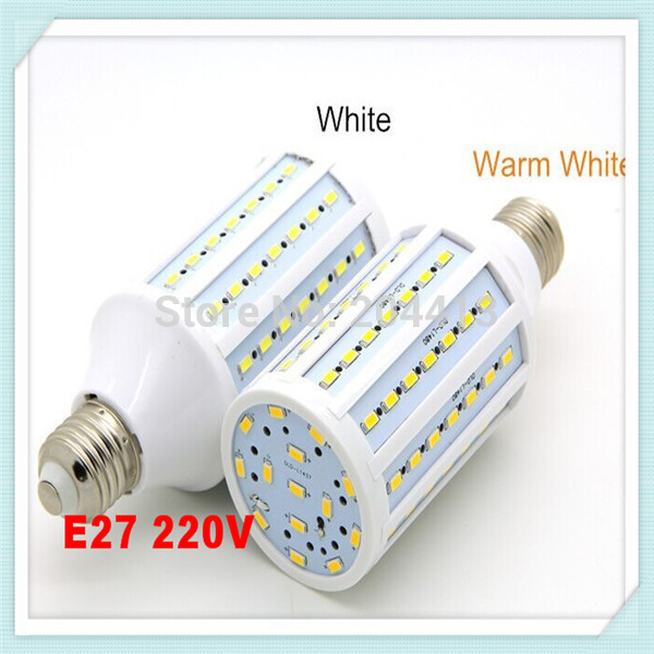 5pcs/lot Highlight 5730 corn light E27 led corn light 25W Corn Light For Home Office(China (Mainland))