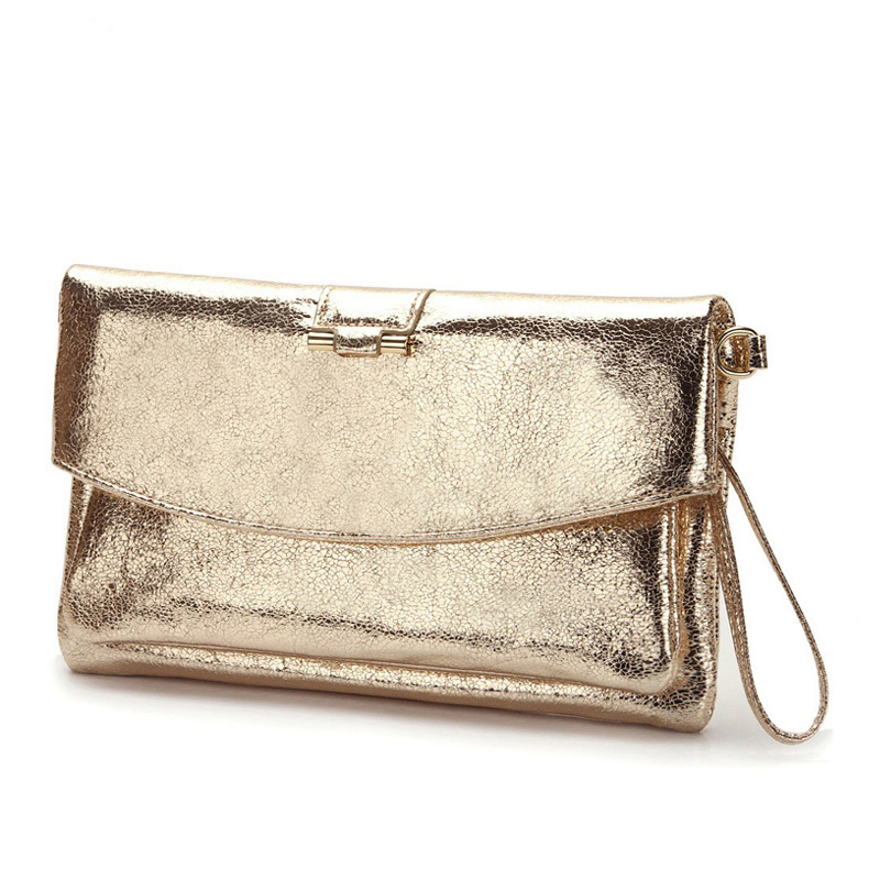 Envelope Clutch Bag Messenger Bag Shoulder Pouch Women PU Leather Handbags Designer Clutch Famous Brand Women Clutch Ladies Bags(China (Mainland))