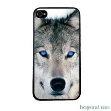 Wolf Blue Eyes cell phone Cover case iphone 4 4s 5 5s 5c 6 6s plus samsung galaxy S3 S4 mini S5 S6 Note 2 3 z0882 - Shenzhen heng bo tong technology co., LTD store