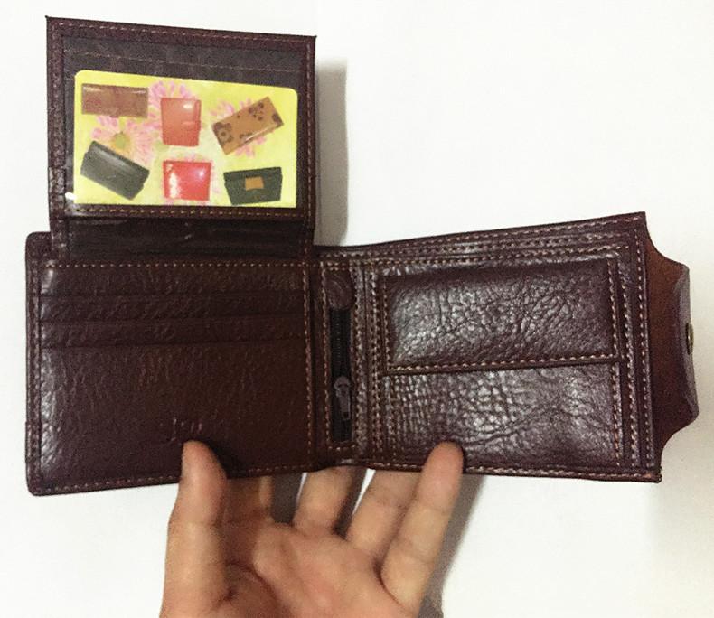 Hot Famosa Marca de Couro Genuíno carteira dos homens Novo Hot Moda Homem Carteiras Bolsas Coin Bolsas Carteiras Carteira dos homens Masculinos Masculina