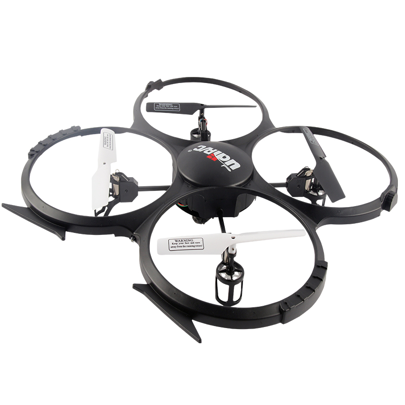 Promotional Gifts U818A 2.4G RC Helicopter Quad copter Drone One Key Return 2.0M Camera 3D Rolling Headless Model <br><br>Aliexpress