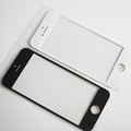 10pcs lot White Black front touch panel outer glass cover for iPhone 5 5S 5C SE