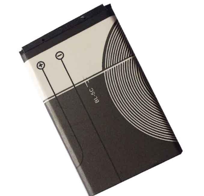 400mAh 3.7V BL-5C Original Mobile Phone Battery for Nokia 1100 1110 1110i 1108 1112i 1116 1200 1208 1209 1255 1315 1650 1680C(China (Mainland))