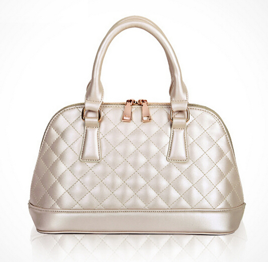 Shell 2015 Women Handbag Diamond Lattice Bolsa Feminina PU Leather Women Messenger Bags Designer Handbags High Quality Woman Bag