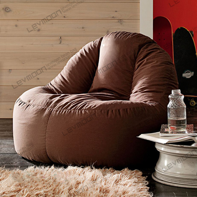 FREE SHIPPING coffee bean bag cover pattern the bean bag 100CM diameter cool green bean bag seat SUEDE bean bag covers only(China (Mainland))