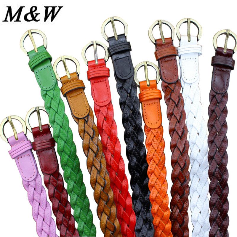 female All-match lengthen plus size genuine broken cowhide leather belt women fashion waist decoration plus size belts women