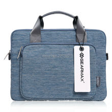 2015 New Laptop Bag Fashion Cheap Computer Bag For Macbook Pro 15 Drop Resistance Bag Notebook Laptop Sleeve 15.6 Free Shipping(China (Mainland))
