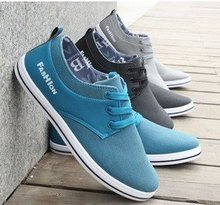 free shipping! men's fashion  shoes, canvas shoes for men 39,40,41, 42, 43, or 44(some has 44 some not)(China (Mainland))
