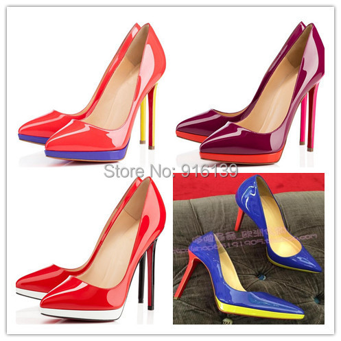 Popular Red Bottom High Heels-Buy Cheap Red Bottom High Heels lots ...
