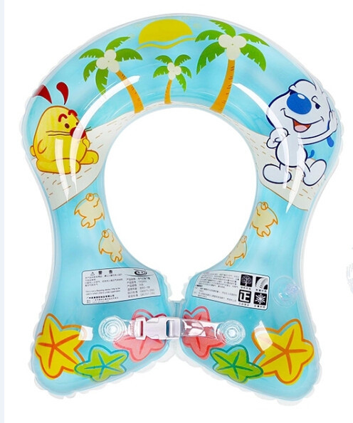 New Fashion Baby PVC swim ring armpits band floating ring inflatable arm ring bunts for baby 1-5 years(China (Mainland))