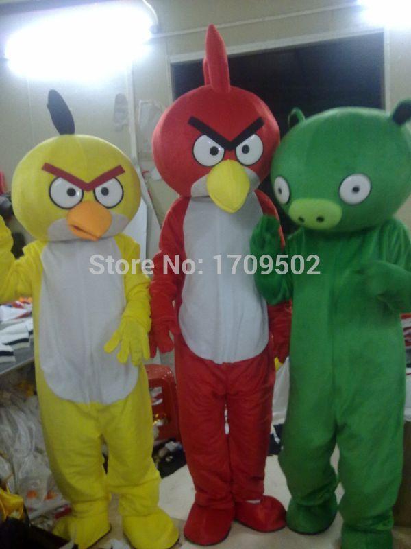 High Quality Tweety Bird Adult plush mascot costume for festive & party supplies kigurumi disfraces fancy dress anime cosplay(China (Mainland))