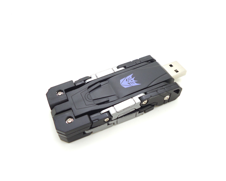 HOT SALE USB Flash Drive,Creative Transformer 4GB 8GB 16GB 32GB 64GB USB Flash 2.0 Memory Drive Stick Pen/ThumbCar(China (Mainland))