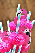 Buy ZLJQ Flamingo Party 50 Flamingo Paper Sprayer Birthday Party Christmas Decoration Gives Summer game pool party 8D for $7.79 in AliExpress store