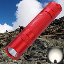 Convoy S2+ CREE XM L2 T6 - 4C Outdoor LED 3/5 Modes 1000Lm 1x18650 Battery biking camping backpacking hunting fishing Flashlight(China (Mainland))