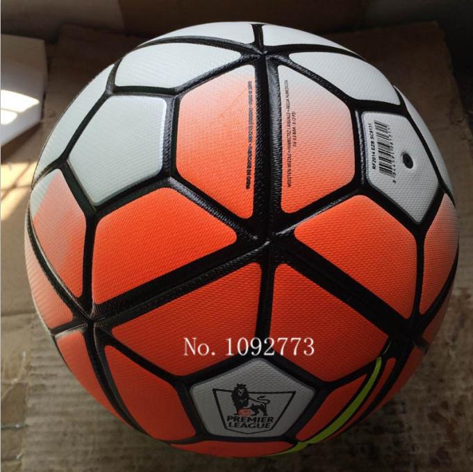 The 10th premier Soccer ball High quality football with original brand logo PU size 5/size 4 anti-slip ball bola de futebol(China (Mainland))