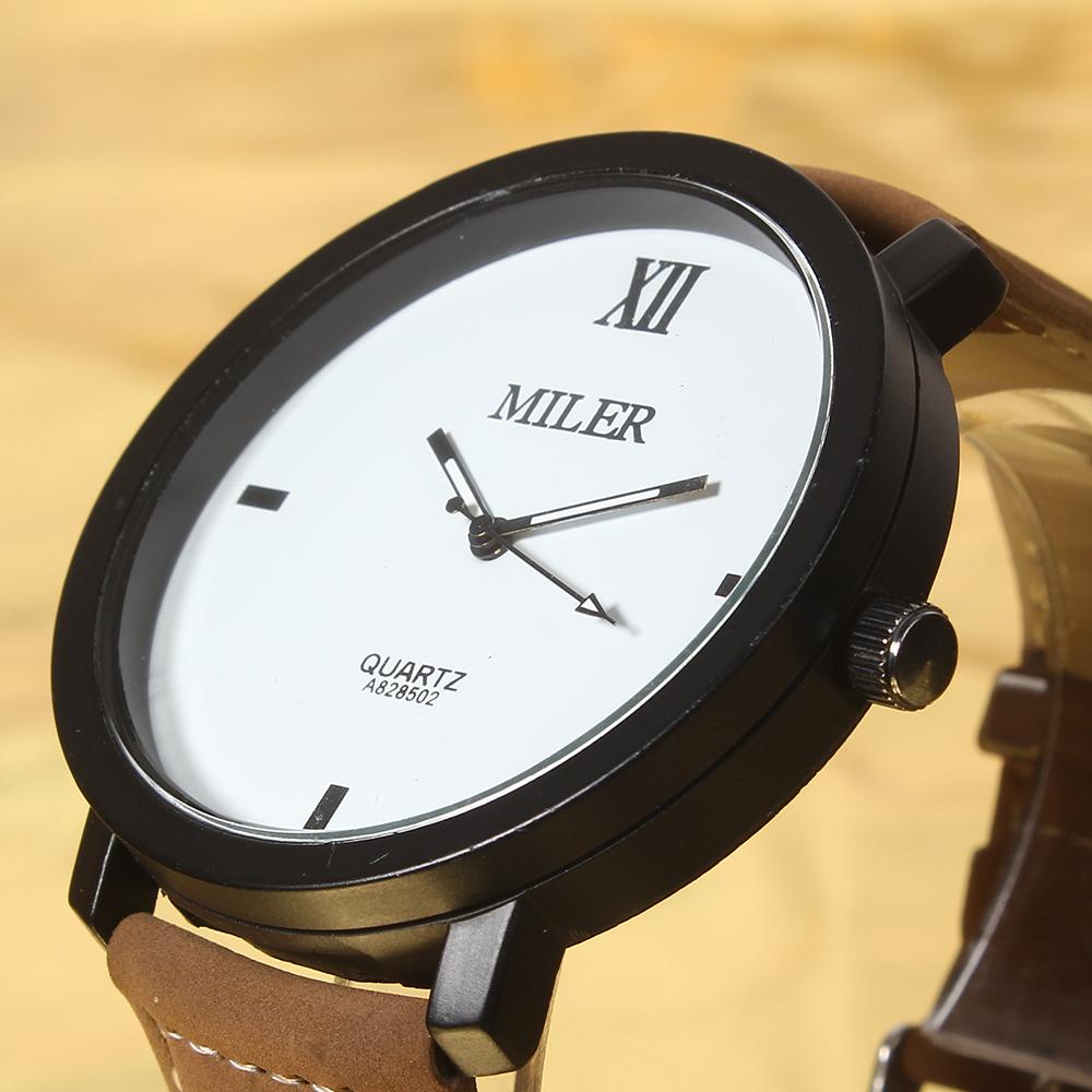 Матовые наручные часы