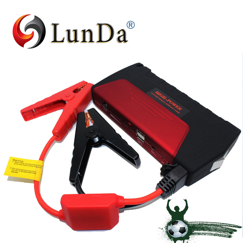 New arrival 12v auto car jump starter car battery mini jump starter emergency power bank for starting car,Free shipping(China (Mainland))