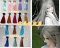 2016 New Lengthy Straight Wigs 35*100cm / DIY Hair Excessive-temperature Wire Handmade Wig Equipment for BJD SD Barbie Kurhn Doll
