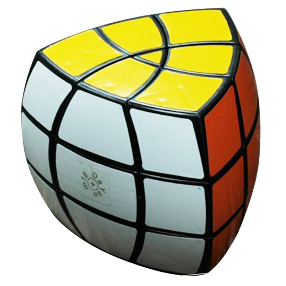 Brand New DaYan & MF8 Crazy Pentahedron Magic Cube Educational & Learning Special Toys Concept Edition Birthday Gift for Kids-45(China (Mainland))