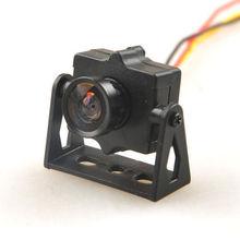 FPV 520TVL HD Mini Camera with Camera Mount NTSC Format for QAV250 Quadcopter